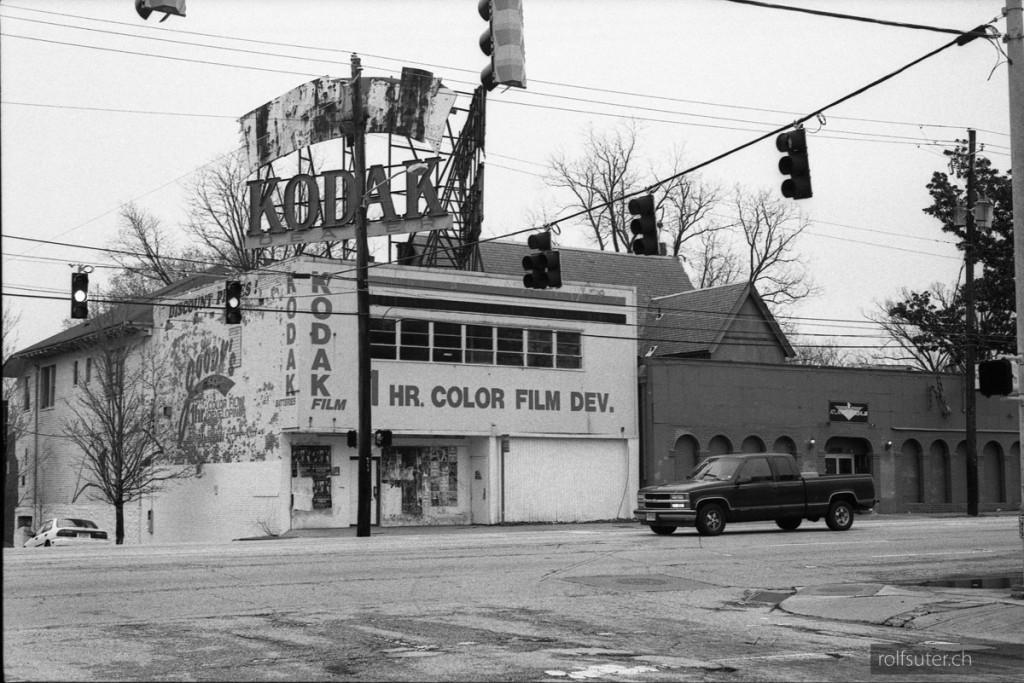Abandoned Kodak Shop
