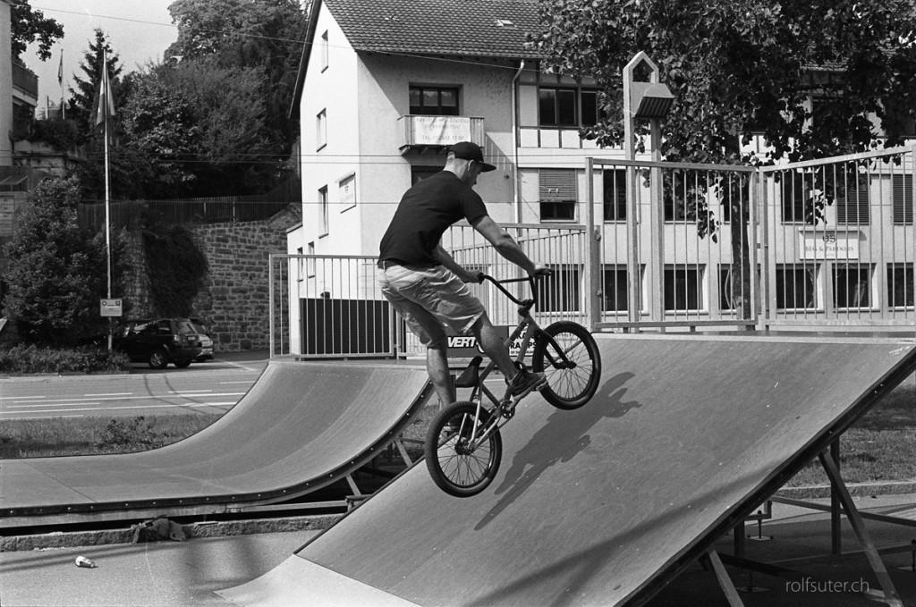 BMX in Schaffhausen