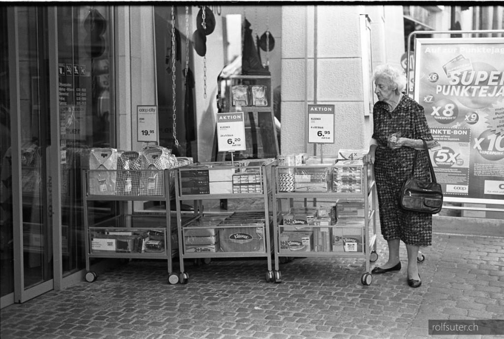 Shopping, Schaffhausen
