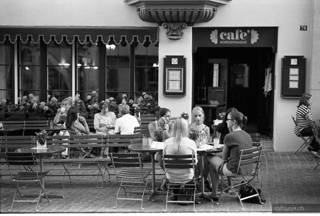 Café Vordergasse, Schaffhausen