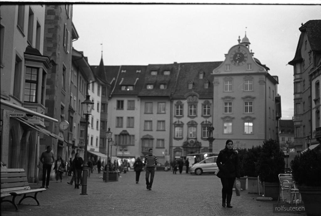 Fronwagplatz Schaffhausen