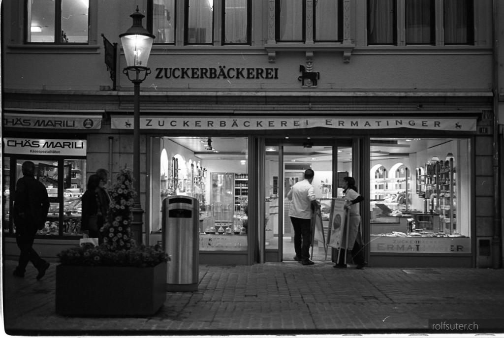 Zuckerbäckerei Ermatinger, Schaffhausen