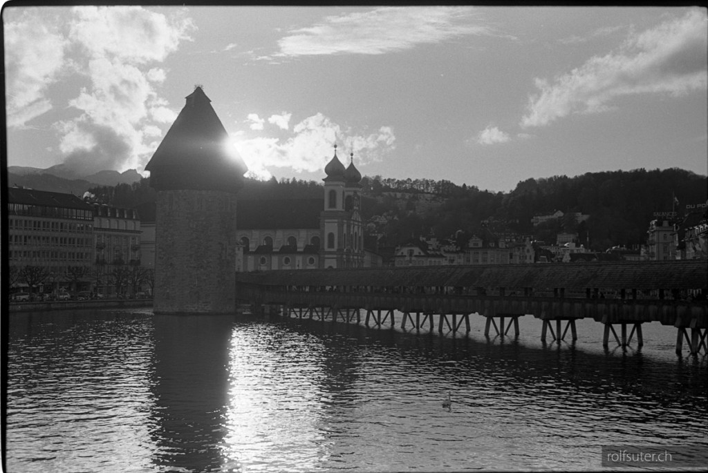 Luzern Water Tower