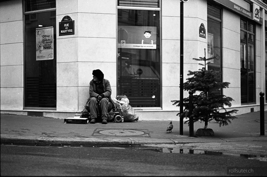 Offrez un cadeau, Paris