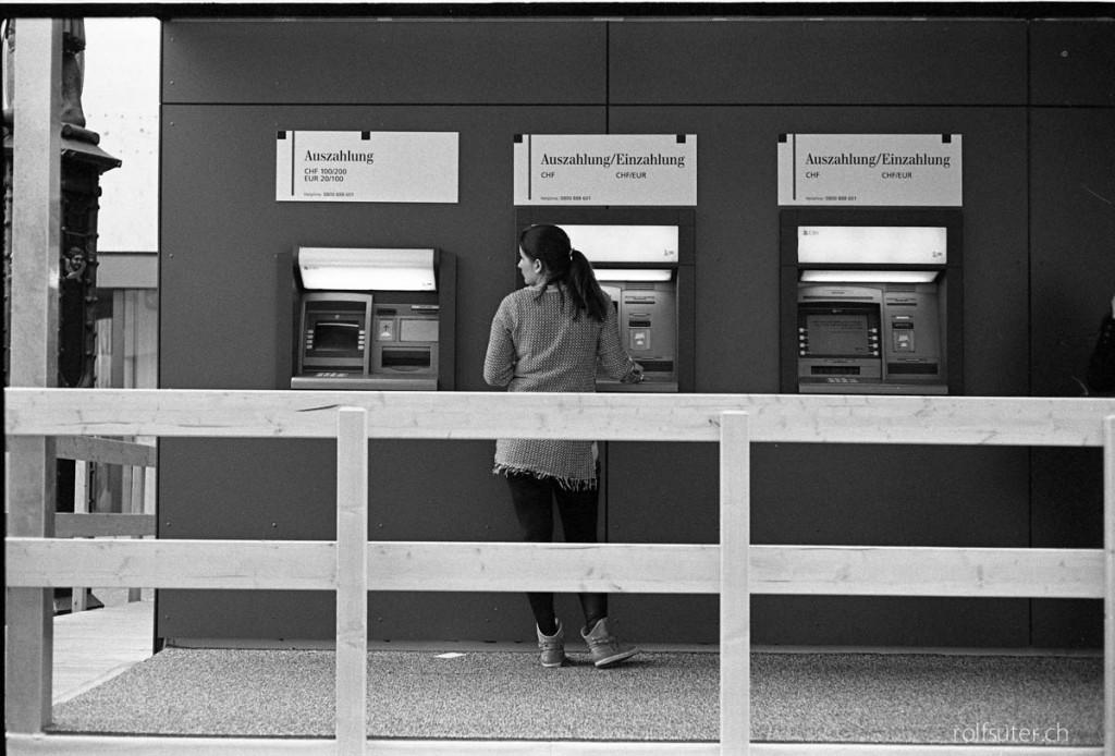 ATM in Schaffhausen
