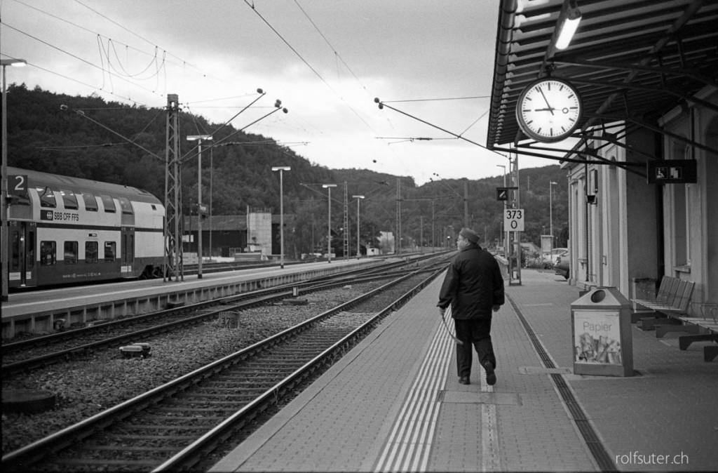 Bahnhof Thayngen