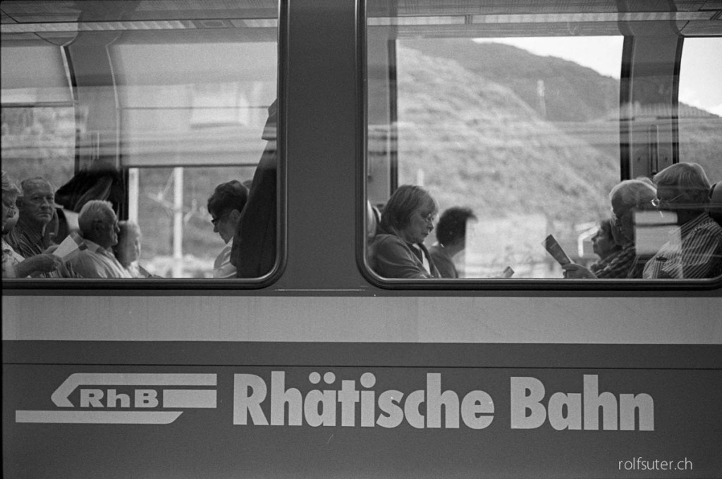 Panoramic Train – Beautiful view inside | Rhätische Bahn | Tirano