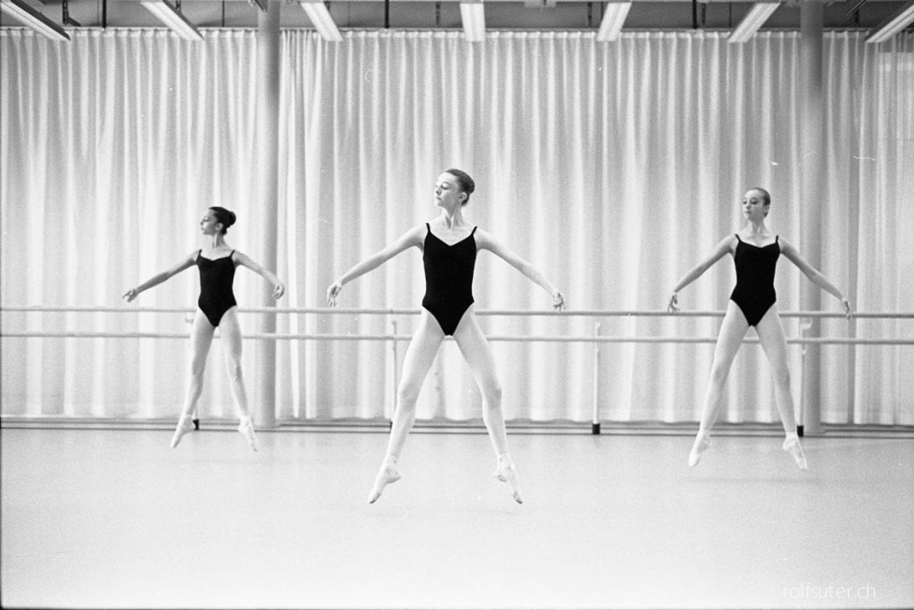 Ballet at ZHdK (Zurich University of the Arts)