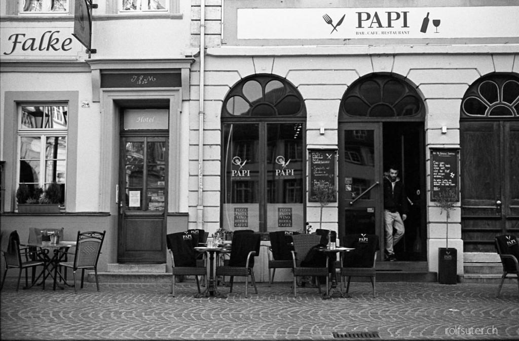 Papi's Restaurant in Heidelberg