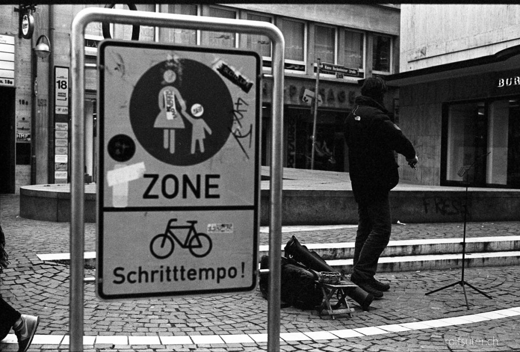 Family zone – hear me but don't take pictures! Frankfurt