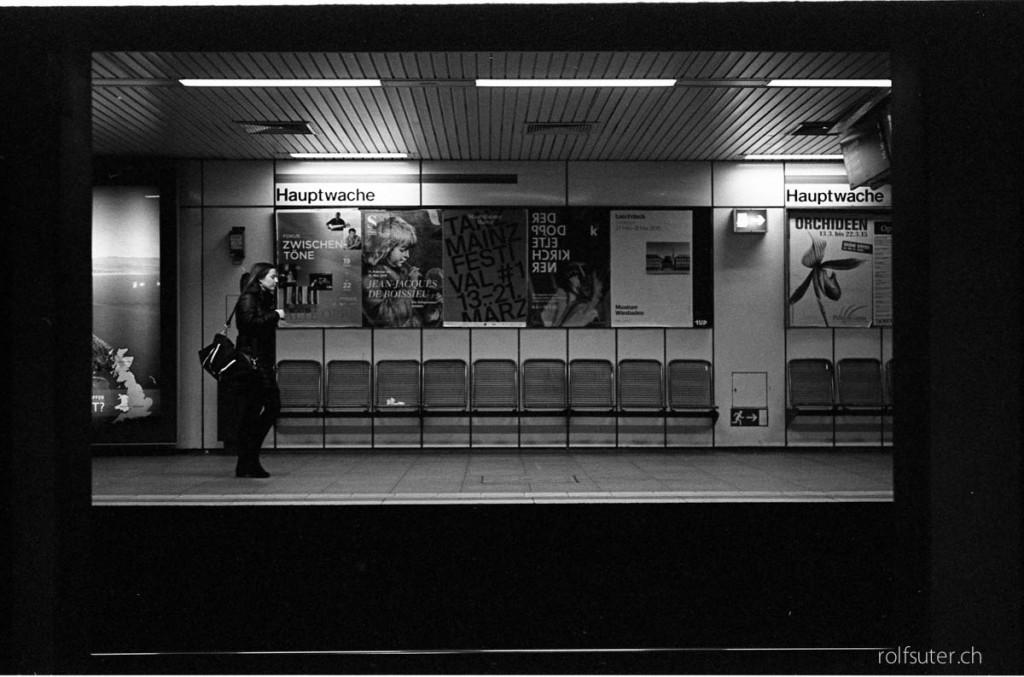 U-Bahn Station Hauptwache, Frankfurt