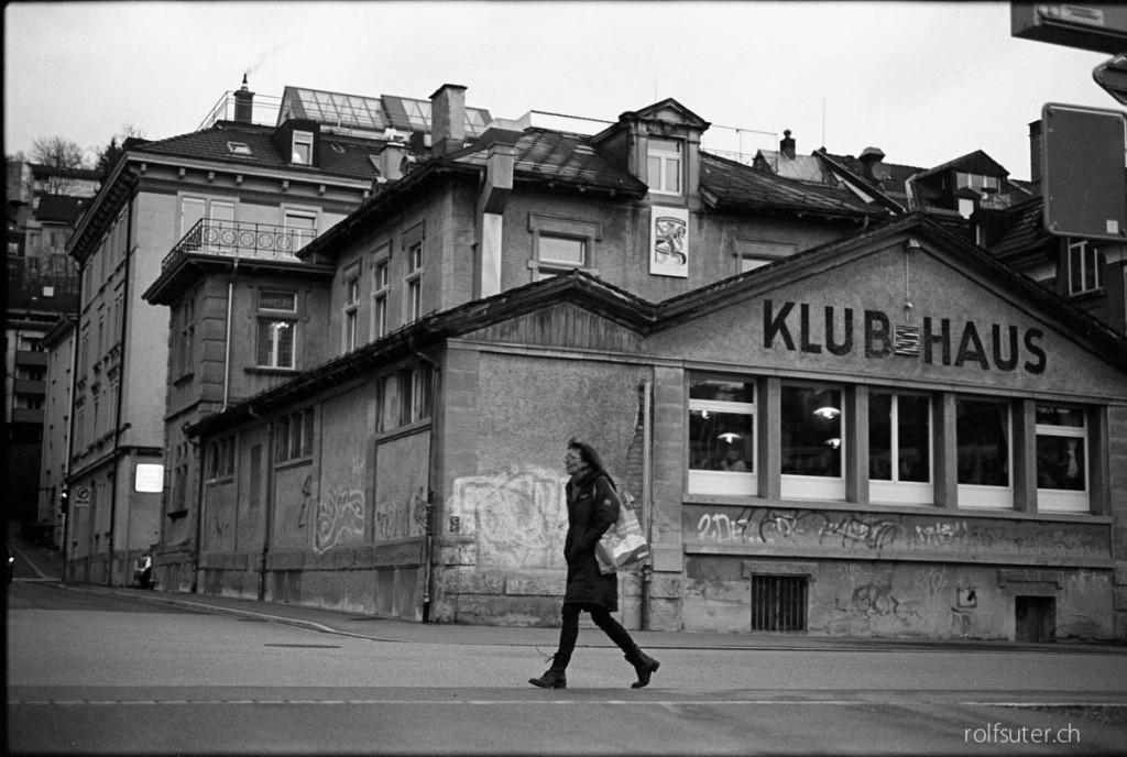 Klubhaus St. Gallen