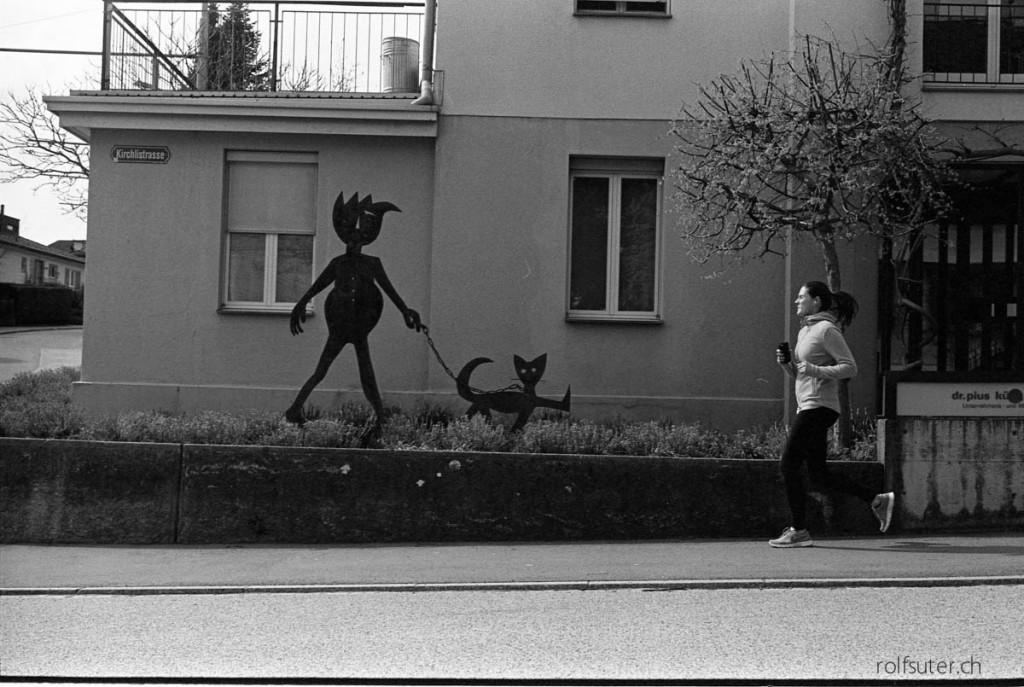 Silhouette, St. Gallen