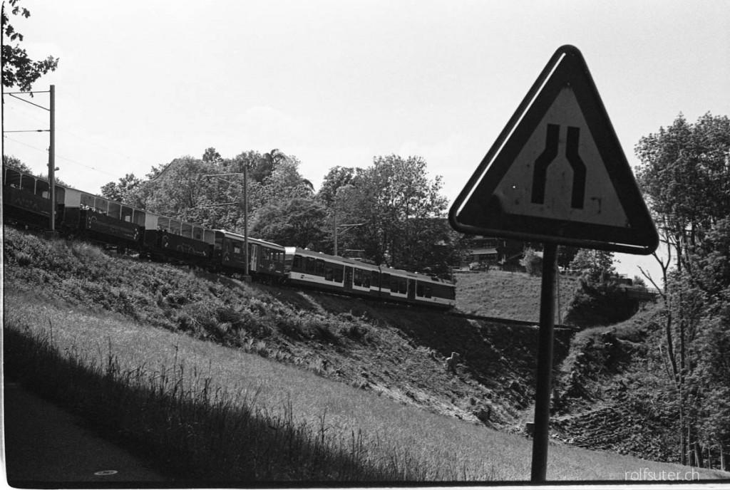 Train Rorschach – Heiden