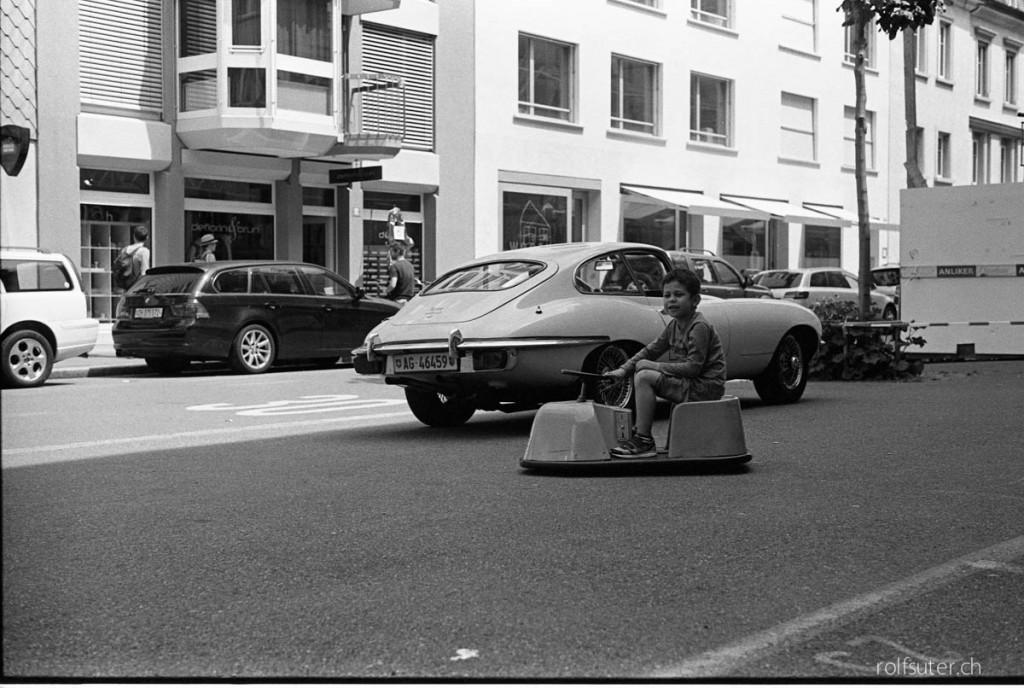 Cars, Zürich