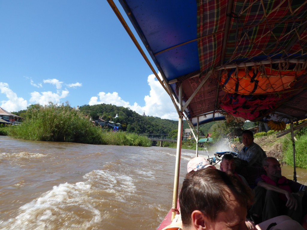 Thaton from the river